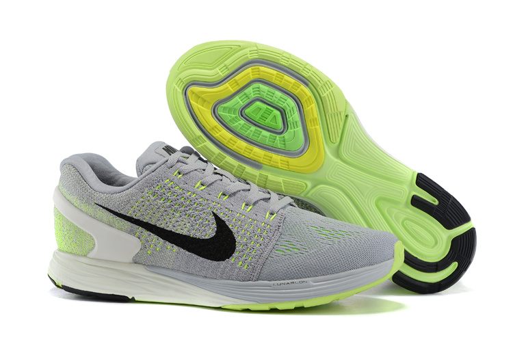 Men's Nike LunarGlide 7 Grey