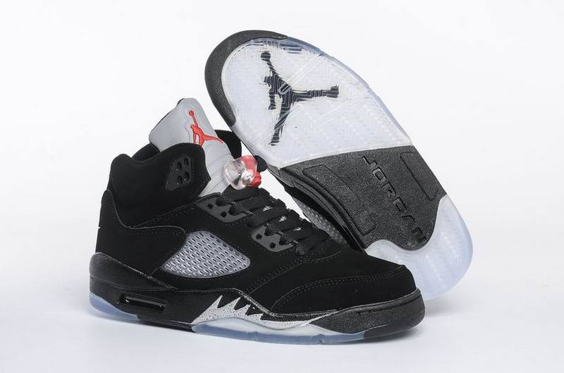 Air Jordan 5 Retro Low White/Black/red