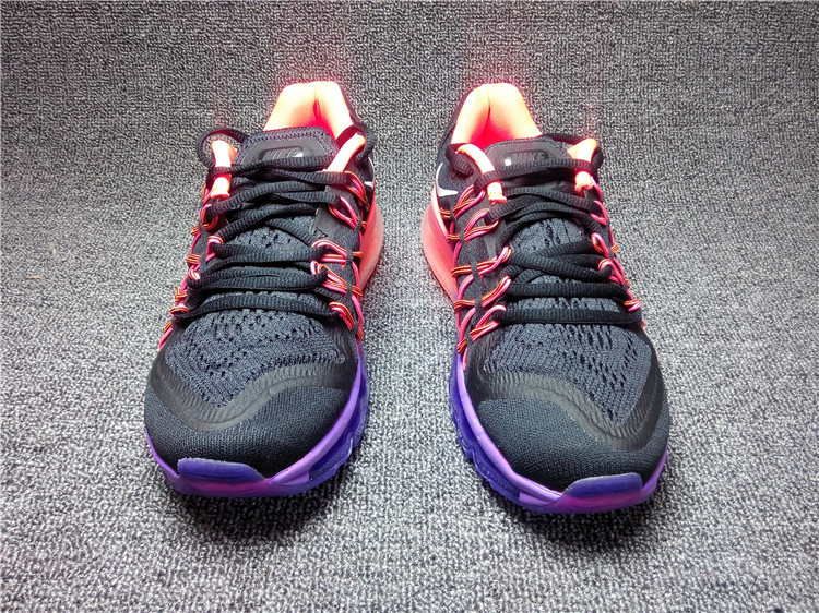 Nike Air Max 2015 Magenta/Indigo/Black