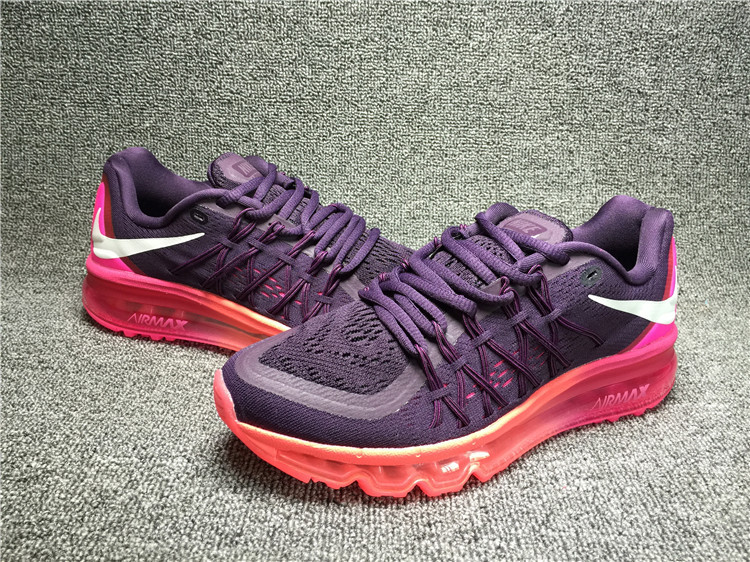 Nike Air Max 2015 Purple Jam/White/Magenta