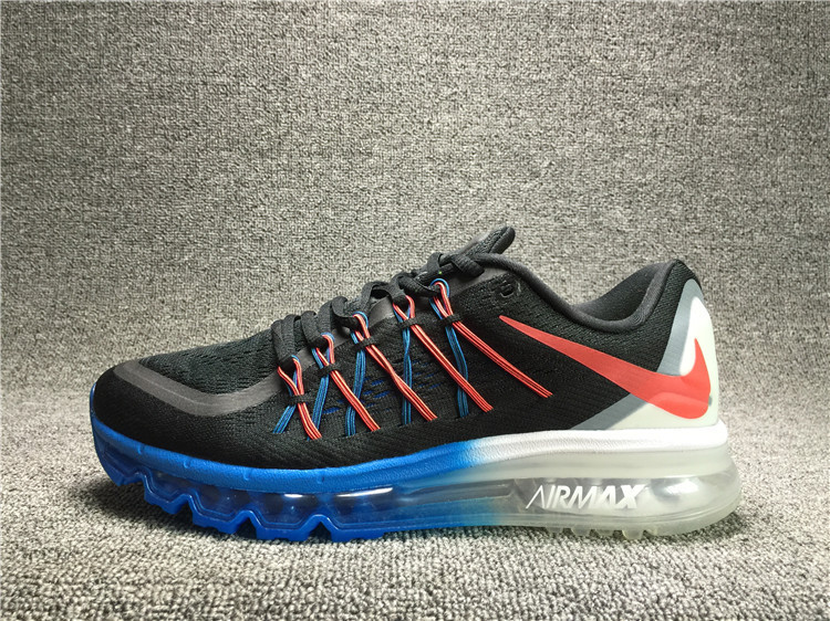 Nike Air Max 2015 Red/Blue/Black
