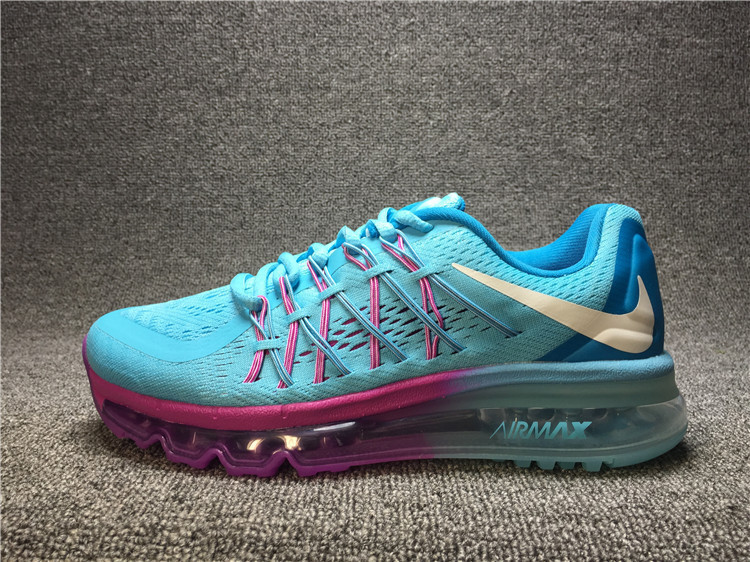 Nike Air Max 2015 Dark Orchid/Darkturquoise
