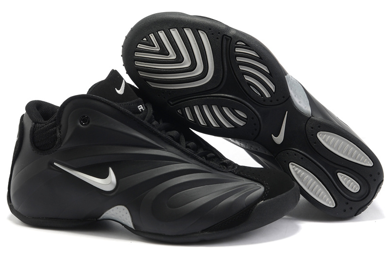 Air Flightposite 2012 black/silvery white II