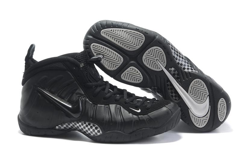 Air Foamposite Pro 2012 black/white