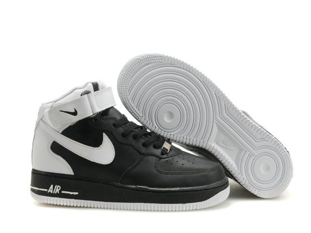 Nike Air Force 1 07 white/black II