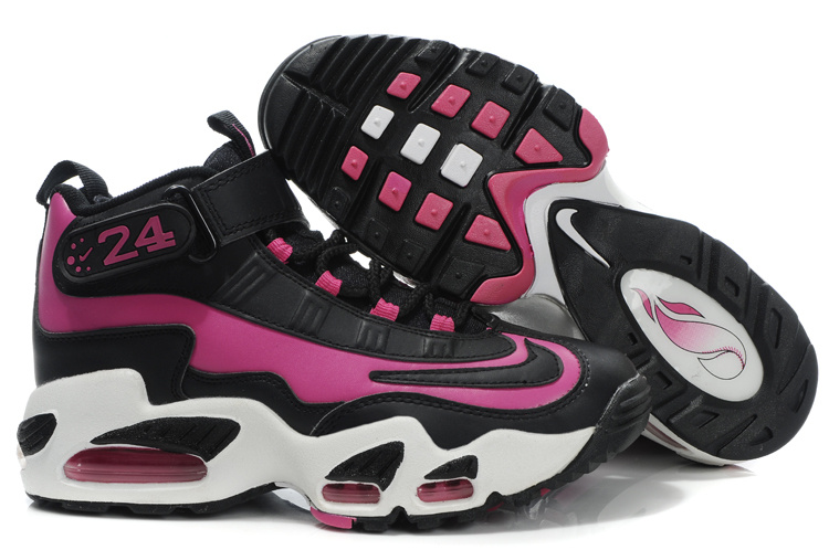 Air Griffey Max 1 black/white/deeppink