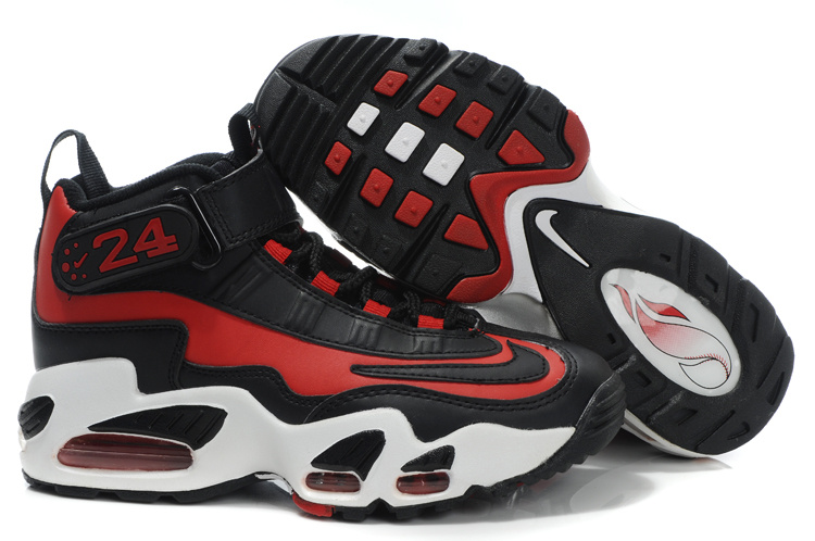 Air Griffey Max 1 black/white/red