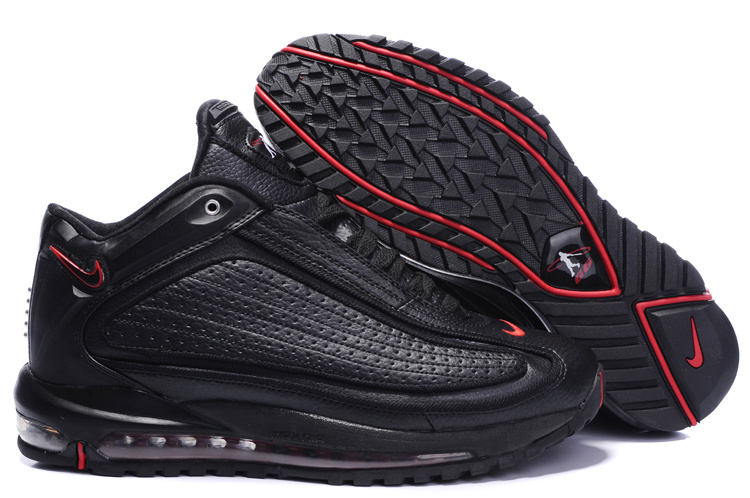Nike Air Griffey Max GD 2 black/red