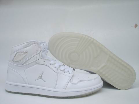 Jordan 1 Shoes white