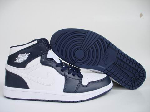 Jordan 1 Shoes white/Nvay