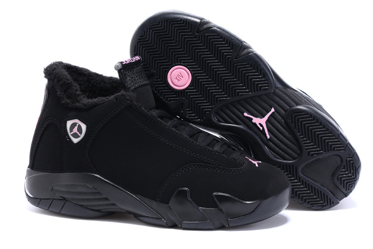 Air Jordan 14 Retro black