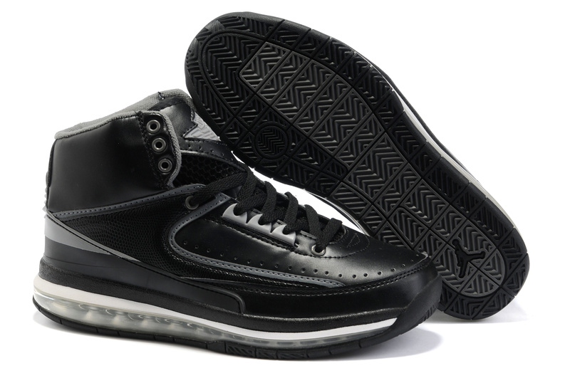 Jordan Retro 2 black/white