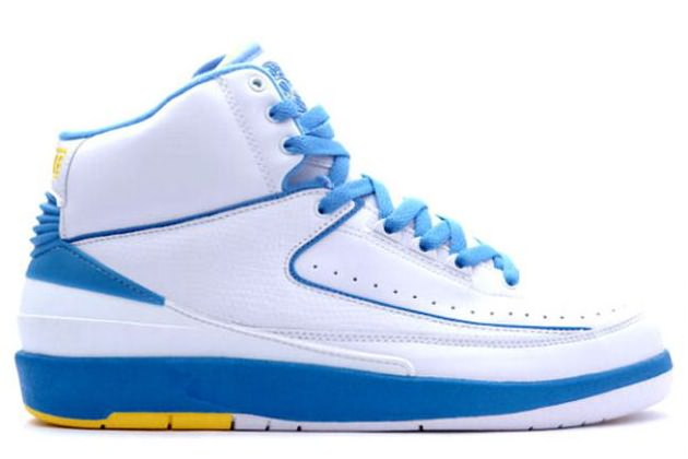 Air Jordan 2 Retro Color 7