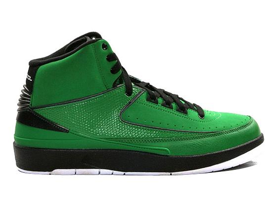 Air Jordan 2 Retro Shoes Color 1