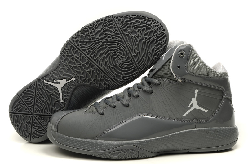 Air Jordan 26 III Shoes Grey