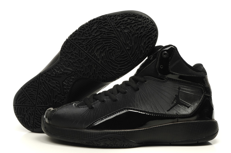 Air Jordan 26 III Shoes Black