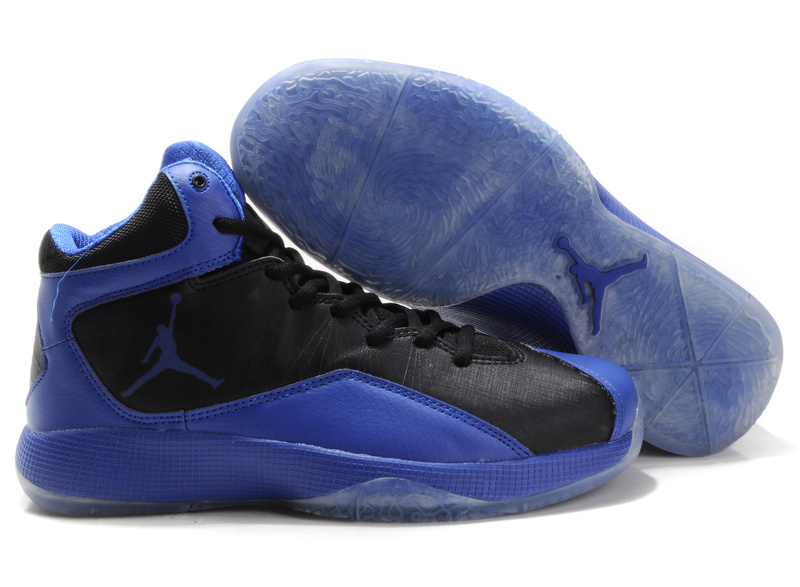 Air Jordan 26 III Shoes Black/Blue