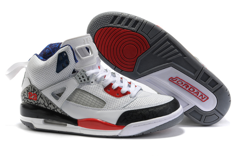 Nike Air Jordan 3.5 Womens white/red/black