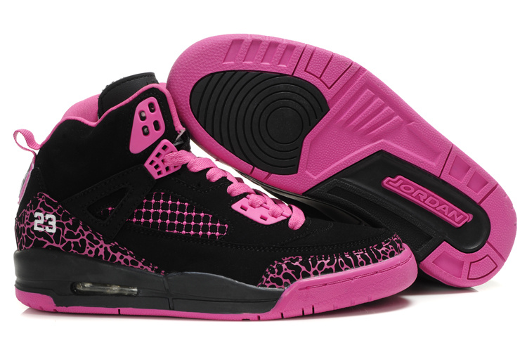 Nike Air Jordan 3.5 Womens deeppink/black