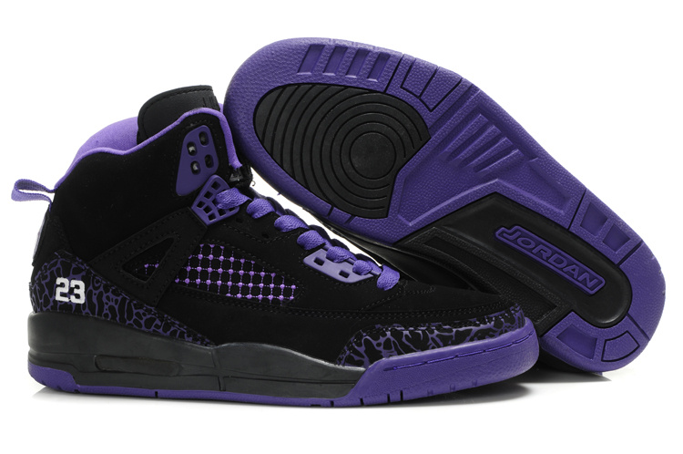 Nike Air Jordan 3.5 Womens blueviolet/black