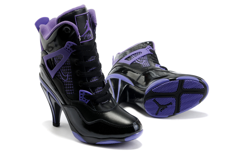 Jordan 4 High Heels Shoes