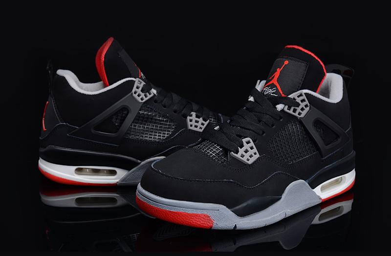 Nike Air Jordan Schwarz