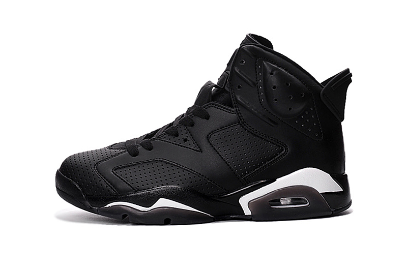 Air Jordan 6 Retro black/white