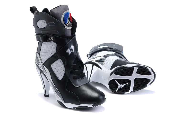 Featured Nike - Jordan Shoes. Jordan 8 High Heels Shoes