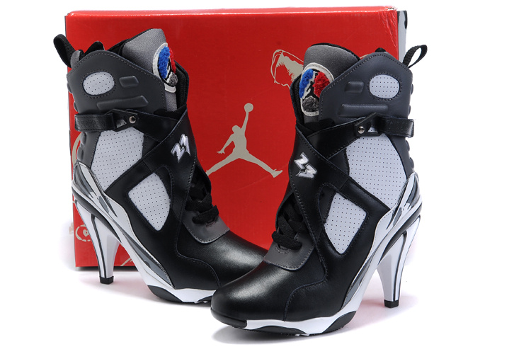 Jordan 8 High Heels Shoes