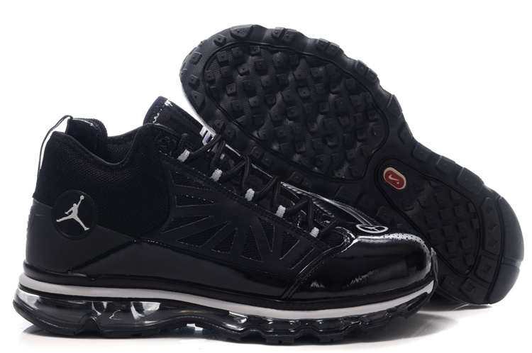 Air Jordan CP3 Max Fusion black/white