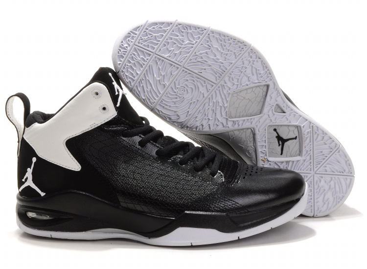 Jordan Fly 23 Shoes white/black