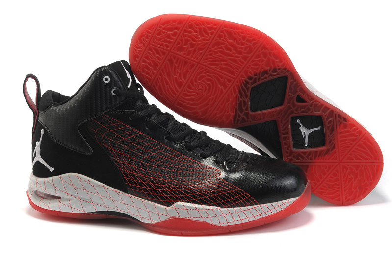 Jordan Fly 23 Shoes white/black/red