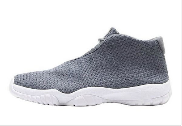 Air Jordan Future Baroque gray/gray/white