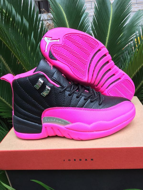 best loved 22224 96d4a top quality women air jordan retro 12 pink 0c1dd 5c63d