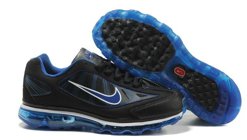 Air Max 2009 VII black/white/blue