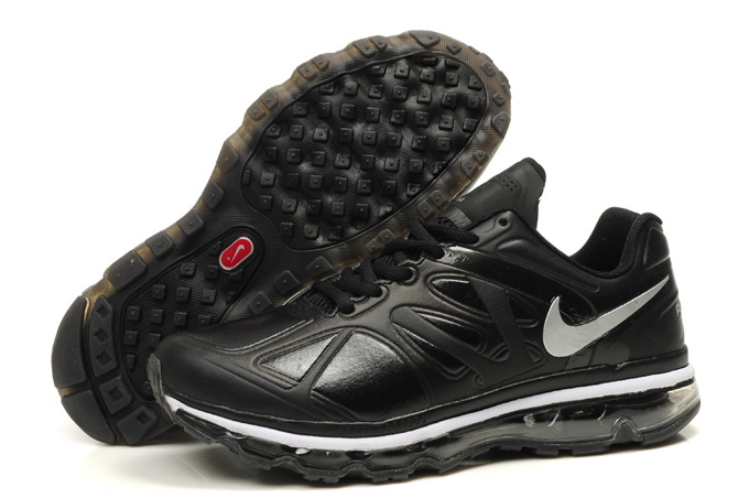 Mens Nike Air Max 2009 VII Black