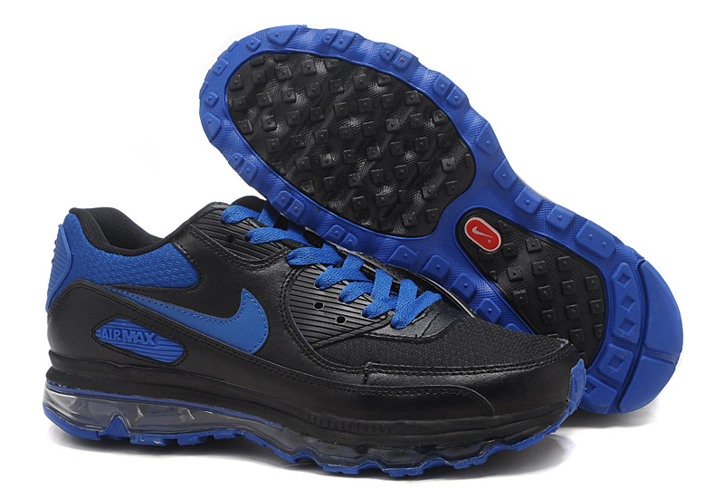 Air Max 90 2009 black/blue