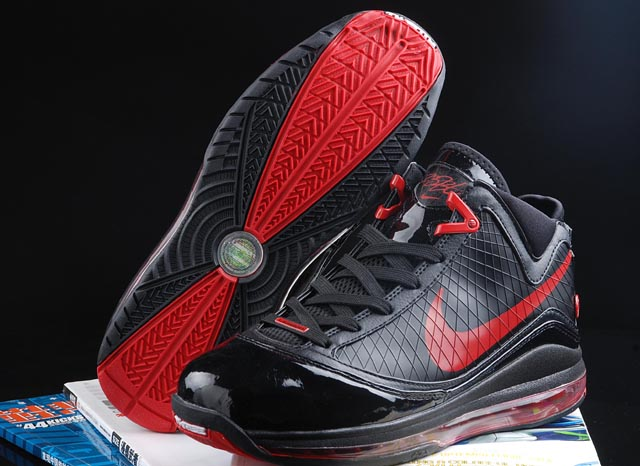 Nike Lebron 7 black/red