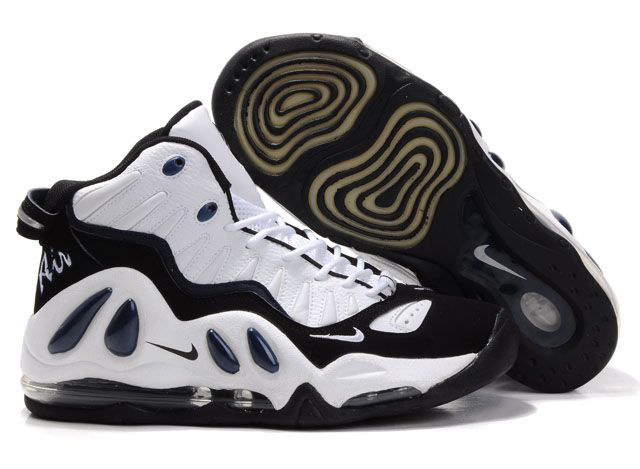 Nike Air Max Uptempo 97 black/white/Navy