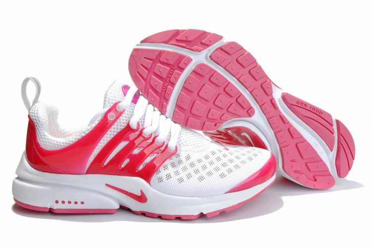 Air Presto Womens Shoes white/pink