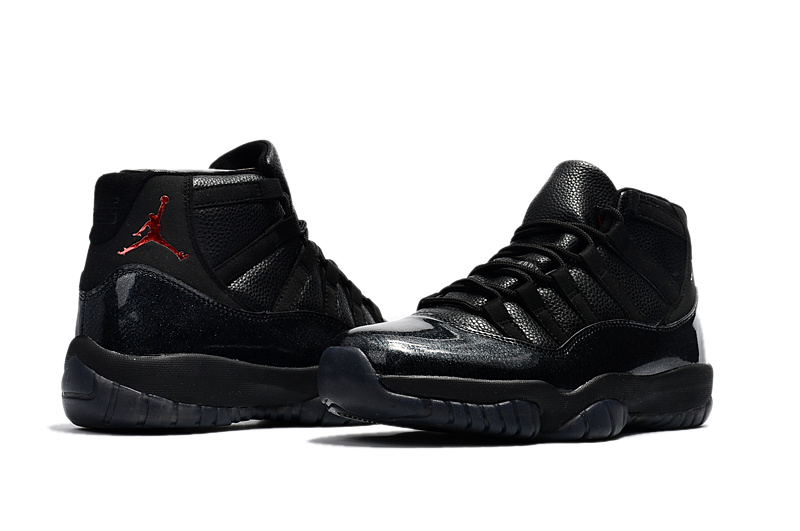 Air Jordan 11 (XI) Retro BlackDevil