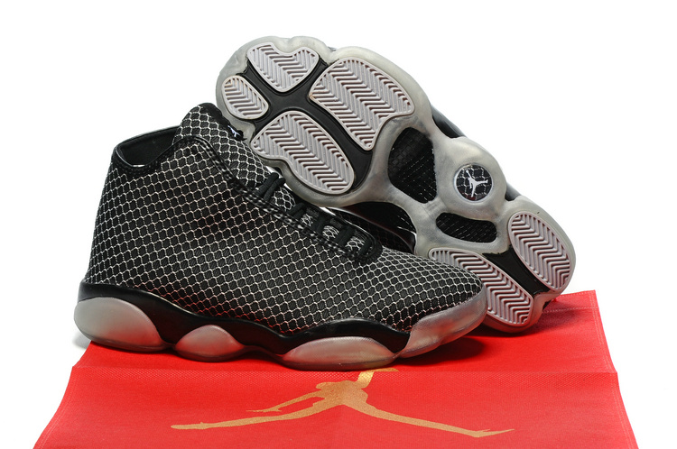 Jordan Horizon black/gray