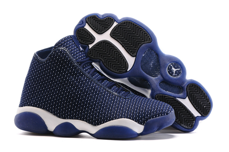 Jordan Horizon black/white/blue