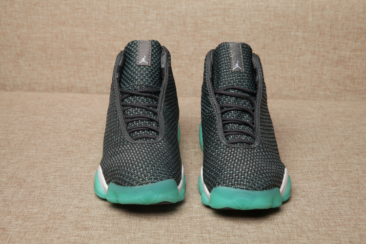 Jordan Horizon black/white/darkturquoise