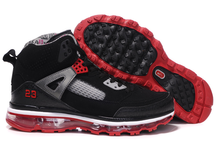 Jordan 3.5 Air Max black/white/red V