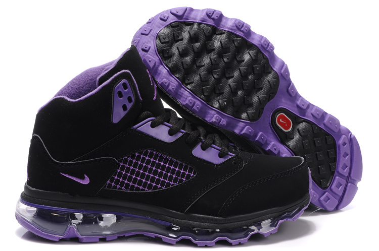 Jordan 5 Air Max Womens blueviolet/black