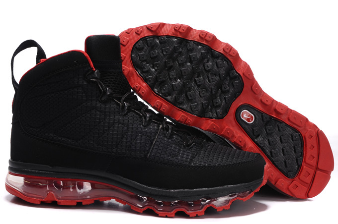 Jordan 9 Air Max black/red II