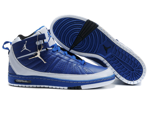 Jordan Flight Team 2012 white/black/blue