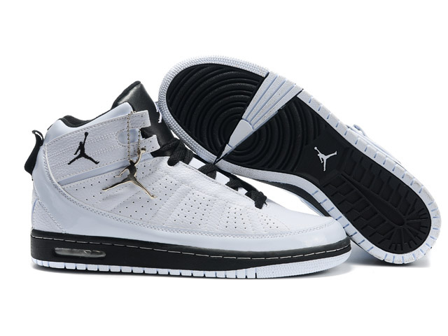 Jordan Flight Team 2012 white/black II