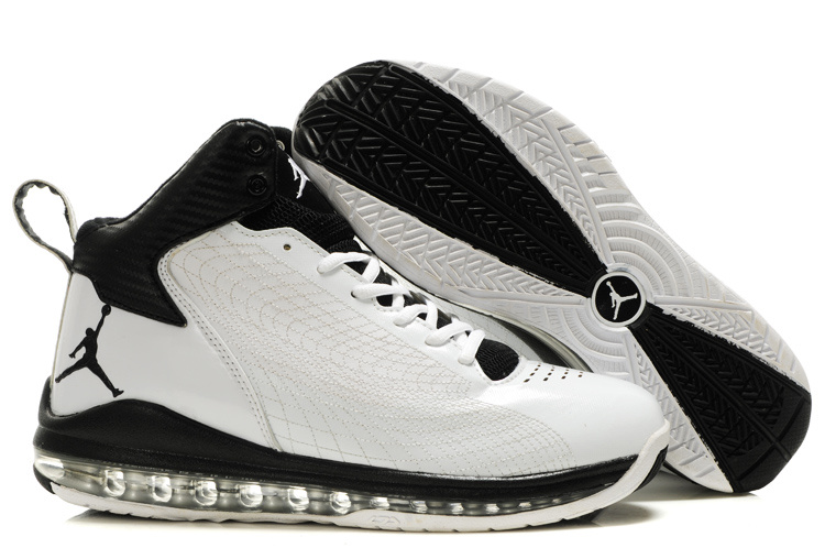 Jordan Fly 23 Air Cushion black/white II